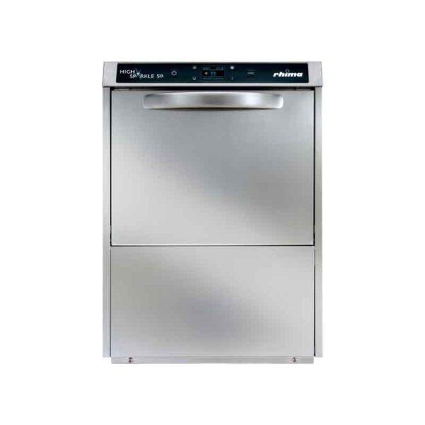 high sparkle 500 optima 500 glass washer